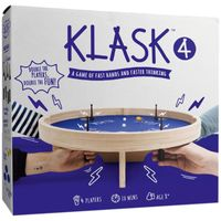 Klask - 4-Player Game (Board Game)