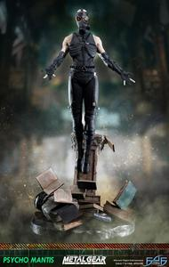 First4Figures - Metal Gear Solid (Psycho Mantis) Resin Statue