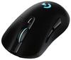 Logitech - G703 Lightspeed Wireless Mouse - Black