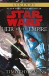 Star Wars Thrawn 01: Heir to the Empire - Timothy Zahn (Paperback)