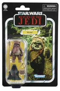 Star Wars: Return of the Jedi - Vintage Wicket Figure - Cover