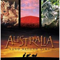 Australia: Land Beyond Time (Region 1 DVD)