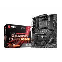 MSi X470 AMD Socket AM4 Gaming Plus Max Mainboard