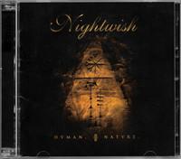 Nightwish - Human. :II: Nature. (CD) - Cover