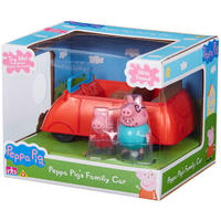 Peppa Pig - Family Car / School Bus With Sound
