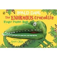 Enormous Crocodile: Finger Puppet Book - Roald Dahl (Board Book)