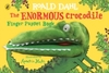 Enormous Crocodile: Finger Puppet Book - Roald Dahl (Board Book)