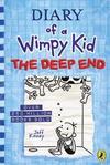 Diary of a Wimpy Kid 15: Deep End - Jeff Kinney (Hardback)