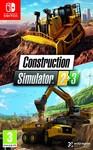 Construction Simulator 2 + 3 (Nintendo Switch)