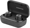 Sennheiser Momentum True Wireless 2 Bluetooth Earphones (Black)