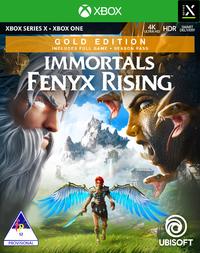 Immortals Fenyx Rising - Gold Edition (Xbox One / Xbox Series X)