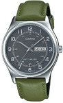 Casio MTP-V006L-3BUDF Analogue Wrist Watch (Green)