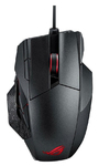 ASUS ROG Spatha Wired/Wireless MMO Gaming Mouse