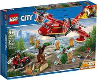 LEGO® City - Fire Plane (363 Pieces) - Cover