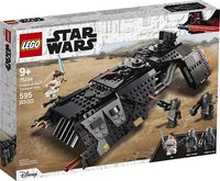 LEGO® Star Wars - Knights of Ren Transport Ship (595 Pieces) - Cover