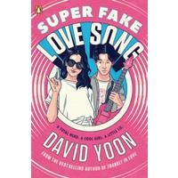 Super Fake Love Song - David Yoon (Paperback)