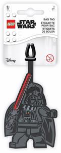 LEGO IQHK - LEGO Star Wars - Darth Vader Bag Tag - Cover