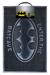 DC Comics - Enter the Batcave Rubber Door Mat