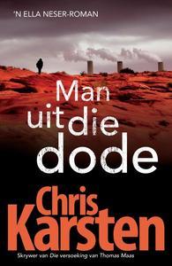 Man uit die dode - Chris Karsten (Paperback) - Cover