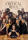 The World of Critical Role: The History Behind the Epic Fantasy - Liz Marsham (Hardcover)