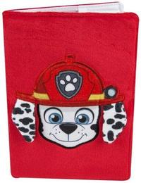 Paw Patrol - Marshall A5 Plush Notebook - Cover
