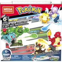 Mega Construx - Pokemon - Trainer Team Challenge (276 Pieces)
