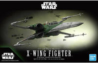 Bandai - 1/72  - Star Wars: The Rise of Skywalker - X-Wing Fighter (Plastic Model Kit) - Cover
