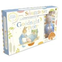 Peter Rabbit Snuggle Set - Beatrix Potter (Hardback)