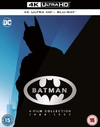 Batman 4 Film Collection (4K Ultra HD + Blu-ray)