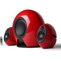 Edifier E235 THX Certified 2.1 Active Bluetooth Speaker System (Red)