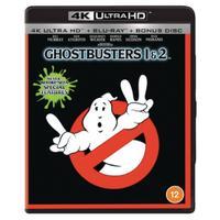 Ghostbusters/Ghostbusters 2 (4K Ultra HD + Blu-ray)