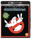 Ghostbusters/Ghostbusters 2 (4K Ultra HD + Blu-ray)