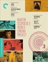 Criterion Collection: Martin Scorsese's World Cine (Region A Blu-ray)