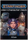 Starfinder - Alien Character Deck (Role Playing Game)