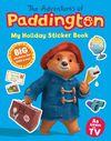 Adventures of Paddington Holiday Sticker (Paperback)