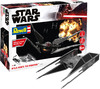 Revell - 1/70 - Star Wars - Kylo Ren's TIE Fighter (Plastic Model Kit)