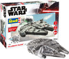 Revell - 1/164 - Star Wars - Millennium Falcon (Plastic Model Kit)