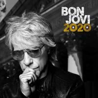 Bon Jovi - Bon Jovi 2020 (CD) - Cover
