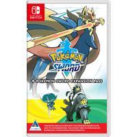 Pokémon Sword + Pokémon Sword Expansion Pass (Nintendo Switch)