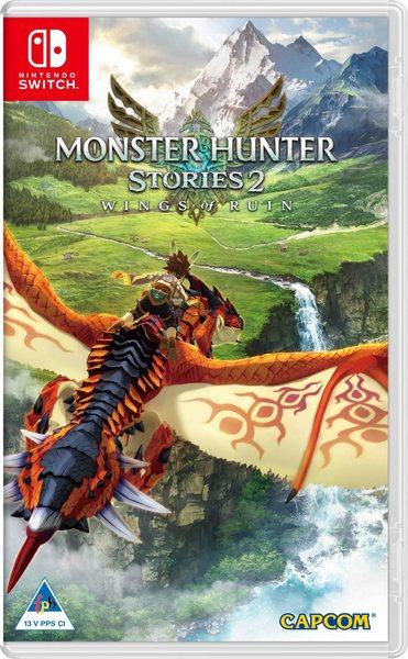 Monster Hunter Stories 2: Wings of Ruin (Nintendo Switch)