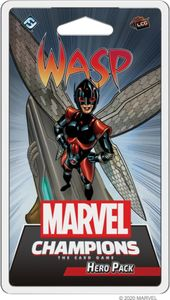 Marvel Champions: The Card Game - Wasp Hero Pack (Card Game) - Cover