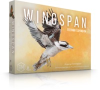 Wingspan - Oceania Expansion (Board Game)