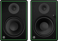 Mackie CR8-XBT CR-X Series 8 Inch Creative Reference Multimedia Monitors with Bluetooth (Pair)