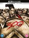 300 (4K Ultra HD + Blu-ray)