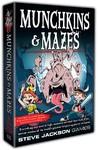 Munchkin - Munchkins & Mazes (Card Game)