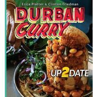 Durban Curry up 2 Date - Erica Platter , Clinton Friedman (Paperback)