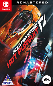 Need for Speed Hot Pursuit Remastered (Nintendo Switch)