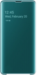 Samsung EF-ZG975 Galaxy S10+ Clear View Cover - Green
