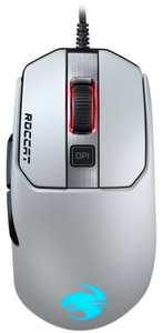 ROCCAT - Kain 122 AIMO Optical Gaming Mouse - White