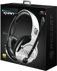 ROCCAT - Khan Pro Gaming Headset - White (PC/Gaming)